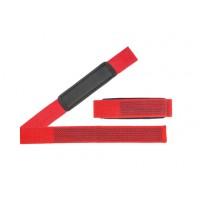 Лямки для тяги с силиконовыми вставками