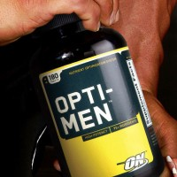 Обзор витаминного комплекса компании Optimum Nutrition — Opti-Men